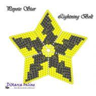 Tutorial Lightning Bolt 3D Peyote Star + Basic Tutorial Little 3D Peyote Star (download link per e-mail)