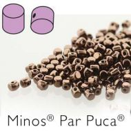 MIN-23980/14415 Antique Bronze Minos par Puca