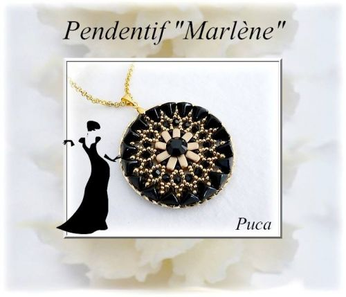 Free Pattern Marlène - Order Super-Khéops® par Puca®