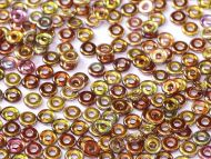 O-00030/95300 Magic Copper Topaz O-Beads