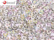 O-00030/98530 Crystal Rainbow Silver O-Beads