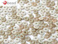 O-03000/22571 Chalk Celsian Matt O-Beads