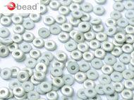 O-03000/27071 Chalk Silver Matt O-Beads