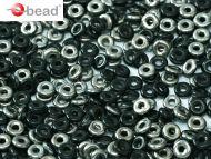 O-23980/27401 Jet Chrome O-Beads
