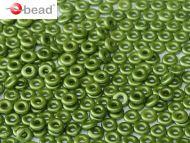 O-25034 Pastel Pearl Olivine O-Beads