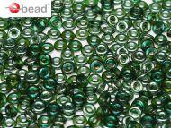 O-50730/22501 Emerald Celsian O-Beads