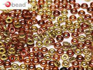 O-98542 California Gold Rush O-Beads