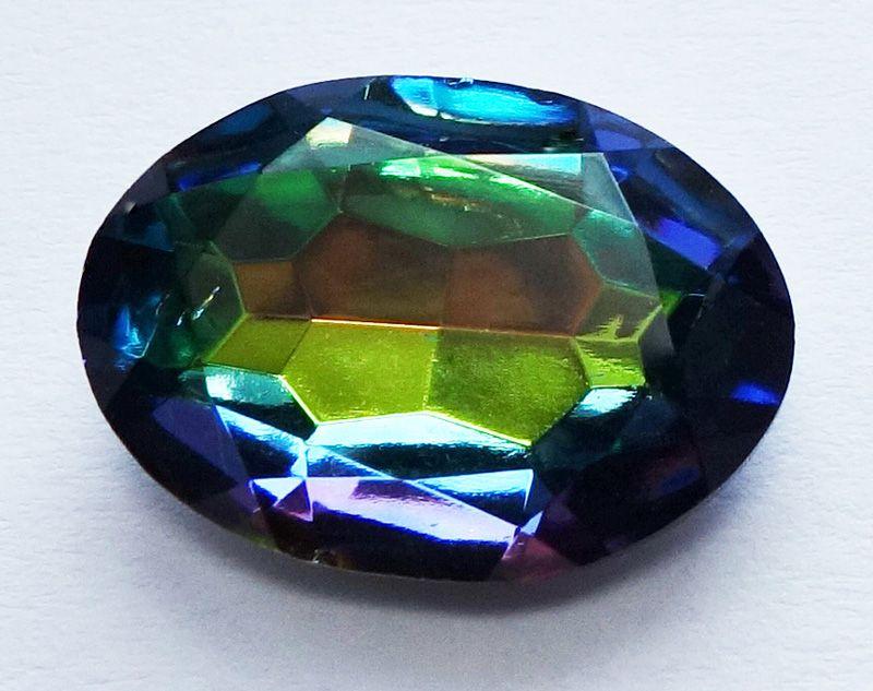 Fancy Stones Glass