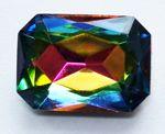 Octagon 18x13 mm Fancy Stones