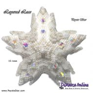 Tutorial Layered Lace 3D Peyote Star + Basic Tutorial Little 3D Peyote Star (download link per e-mail)