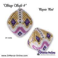Tutorial Stay Safe 4 - 3D Peyote Pod + Basic Tutorial (download link per e-mail)