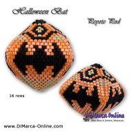Tutorial Halloween Bat 3D Peyote Pod + Basic Tutorial Little 3D Peyote Pod (download link per e-mail)