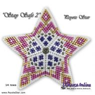 Tutorial Stay Safe 2 - 3D Peyote Star + Basic Tutorial (download link per e-mail)