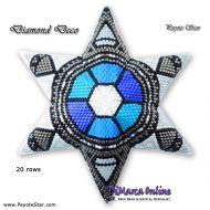 Tutorial Diamond Deco 3D Peyote Star + Basic Tutorial Little 3D Peyote Star (download link per e-mail)