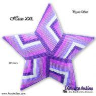 Tutorial Haze XXL 3D Peyote Star + Basic Tutorial Little 3D Peyote Star (download link per e-mail)