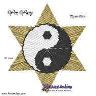 Tutorial Yin Yang 3D Peyote Star + Basic Tutorial Little 3D Peyote Star (download link per e-mail)