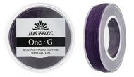 Toho One-G Thread Purple - 250 yards