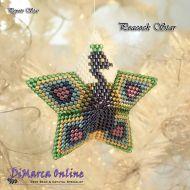 Tutorial Peacock 3D Peyote Star + Basic Tutorial Little 3D Peyote Star (download link per e-mail)