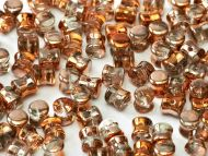 PL-00030/27137 Crystal Sunset Pellet Beads - 60 x