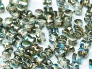 PL-00030/98537 Crystal Rainbow Graphite Pellet Beads - 60 x