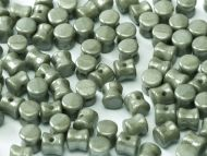 PL-03000/14449 Chalk Grey Lumi Pellet Beads - 60 x
