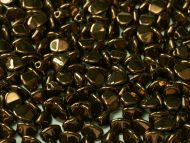PN-23980/14415 Antique Bronze Pinch Beads
