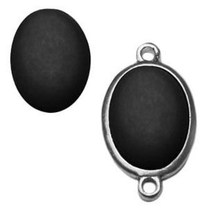 Cabochons Polaris Oval 25x18 mm