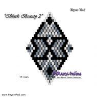 Tutorial Black Beauty 2 - 3D Peyote Pod + Basic Tutorial Little 3D Peyote Pod (download link per e-mail)