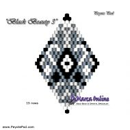 Tutorial Black Beauty 3 - 3D Peyote Pod + Basic Tutorial Little 3D Peyote Pod (download link per e-mail)