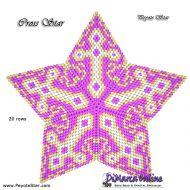 Tutorial Cross 3D Peyote Star + Basic Tutorial Little 3D Peyote Star (download link per e-mail)