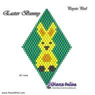 Tutorial Easter Bunny 3D Peyote Pod + Basic Tutorial Little 3D Peyote Pod (download link per e-mail)