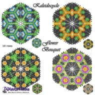 Tutorial Flower Bouquet Kaleidocycle incl. Basic Tutorial (download link per e-mail)