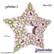 Tutorial Frivolous 3 - 3D Peyote Star + Basic Tutorial Little 3D Peyote Star (download link per e-mail)