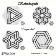 Tutorial Impossible Kaleidocycle + Basic Tutorial (download link per e-mail)