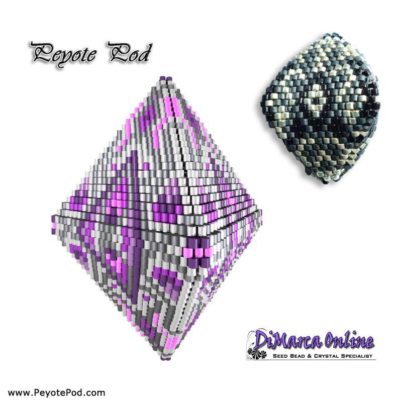 3D Peyote Pods