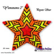 Tutorial Yawanawa 2 - 3D Peyote Star + Basic Tutorial Little 3D Peyote Star (download link per e-mail)