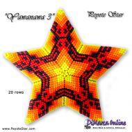 Tutorial Yawanawa 3 - 3D Peyote Star + Basic Tutorial Little 3D Peyote Star (download link per e-mail)