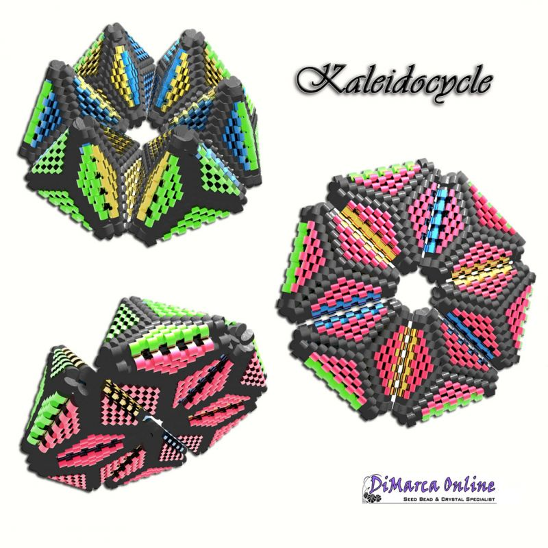 3D Kaleidocycle