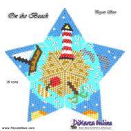 Tutorial Beach 3D Peyote Star + Basic Tutorial Little 3D Peyote Star (download link per e-mail)