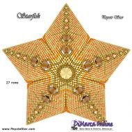 Tutorial Starfish 3D Peyote Star + Basic Tutorial Little 3D Peyote Star (download link per e-mail)