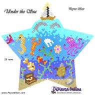 Tutorial Under the Sea 3D Peyote Star + Basic Tutorial Little 3D Peyote Star (download link per e-mail)