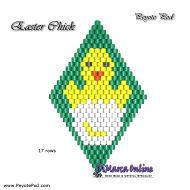 Tutorial Easter Chick 3D Peyote Pod + Basic Tutorial Little 3D Peyote Pod (download link per e-mail)