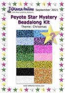 * Peyote Star Beadalong Kit * - September 2021 Christmas Star