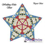 Tutorial Wedding Cake 3D Peyote Star + Basic Tutorial Little 3D Peyote Star (download link per e-mail)