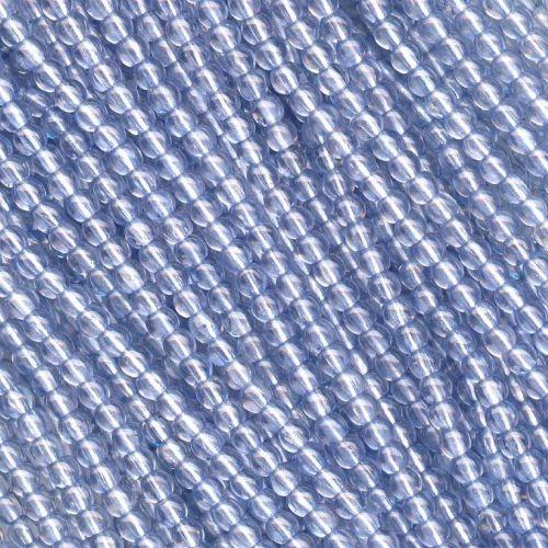 RB3-00030/45013 Crystal Sapphire Light Round Beads 3 mm - 150 x