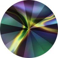 1122 Crystal Rainbow Dark Rivoli 14 mm Swarovski