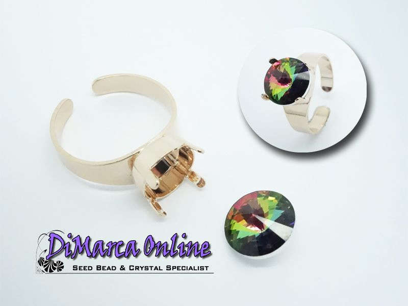 Settings Rings 10 mm