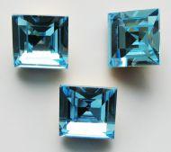 SQ12 Aqua Bohemica Square 12 mm Preciosa