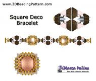 3D Beading Pattern by DiMarca Online