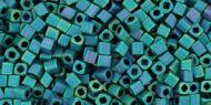 TC-01-0710 Matte-Color Aquarius Cube 1.5x1.5 Toho * BUY 1 - GET 1 FREE *